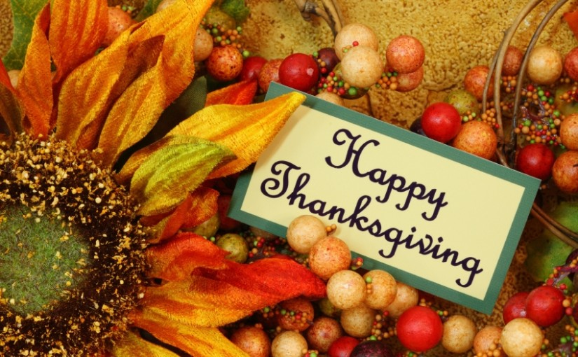 Thanksgiving Day Family Festival Service 1100 Am
