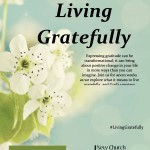Living Gratefully Journey Program – February 7th – March 13!