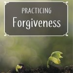Practicing Forgiveness – Journey Program – starts February 4