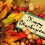 Thanksgiving Day Family Festival Service – 11:00 am