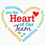 Volunteer Appreciation Sunday – April 7